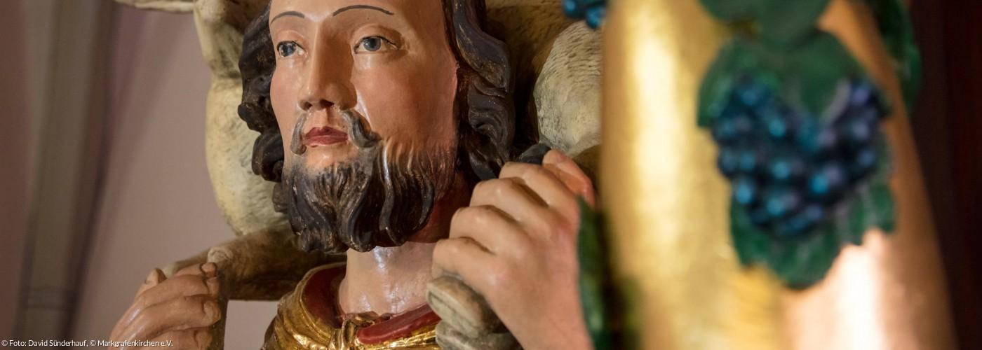 Jesus als der Gute Hirte